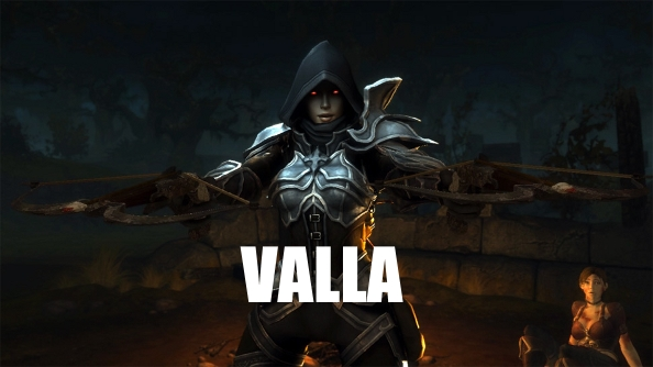 Heroes Of The Storm Build Valla